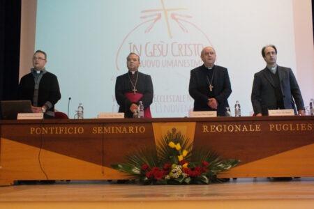 Immagine del Convegno del 17 gennaio al Seminario di Molfetta