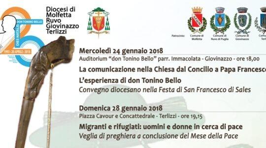 La comunicazione nella Chiesa dal Concilio a Papa Francesco. L'esperienza di don Tonino Bello