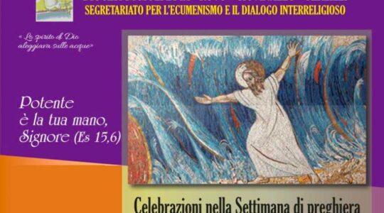 Giornata per il dialogo Cattolici-Ebrei e Settimana ecumenica nella Diocesi di Molfetta