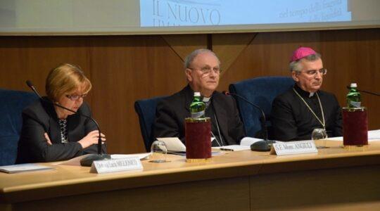 Immagini  dell'incontro delle Chiese di Puglia verso Firenze tenuto a S. Giovanni Rotondo il  18 aprile.